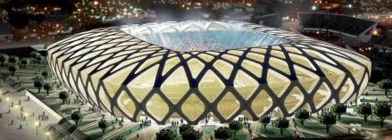 Arena da Amazonia wordt 9 maart in gebruik genomen