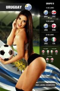 Groep D WK 2014
